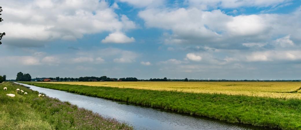 Sieltief im Rheiderland