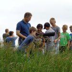 Exkursion mit Grundschule Ditzumerverlaat
